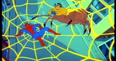 Смотреть 1 сезон 20 серию — Золотая паутина — онлайн