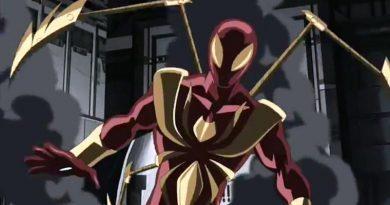 Смотреть 1 сезон 5 серию — Полёт Железного Паука — онлайн