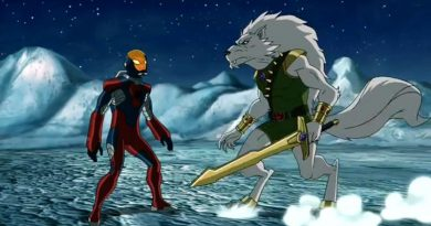 Смотреть 2 сезон 10 серию — Человек-Волк — онлайн