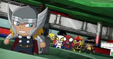 Смотреть 2 сезон 12 серию — Кроха Человек-Паук — онлайн