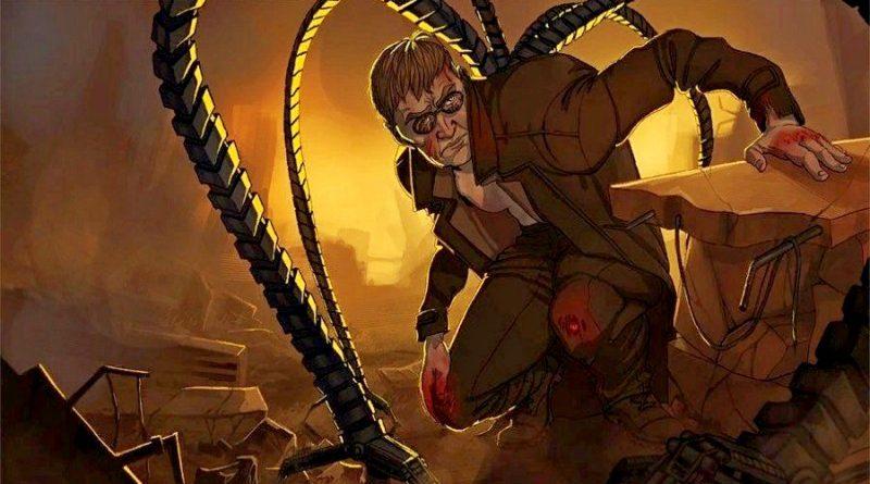 Читать биографию Доктора Осьминога (Doctor Octopus)