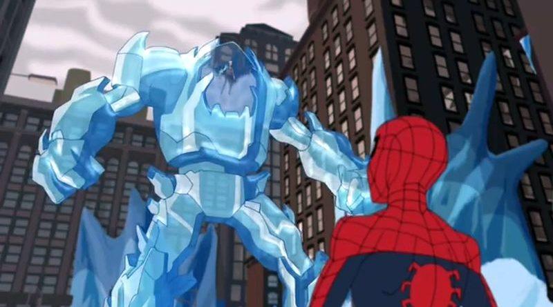 Смотреть 1 сезон 13 серию — Человек-Паук на льду — онлайн