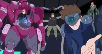 Смотреть 1 сезон 18 серию — Восхождение Дока Ока (Часть 3) — онлайн