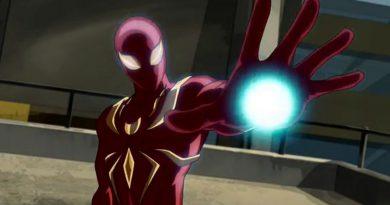 Смотреть 3 сезон 5 серию — Новый Железный Паук — онлайн