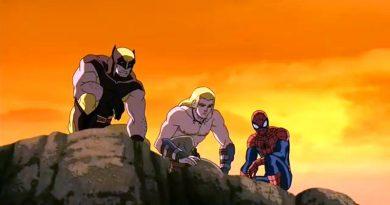 Смотреть 3 сезон 7 серию — Дикий Человек-Паук — онлайн
