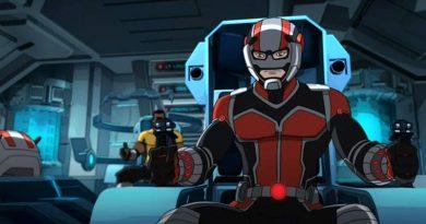 Смотреть 3 сезон 16 серию — Человек-Муравей — онлайн