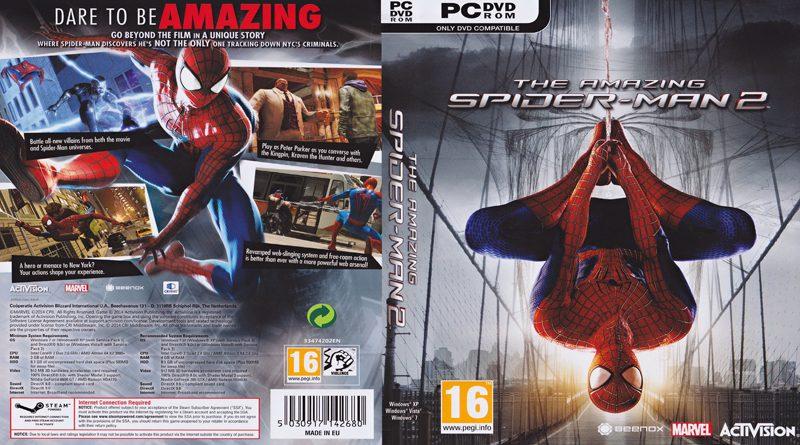 Описание к видеоигре Новый Человек-Паук 2» (Amazing Spider-Man 2)