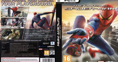 Описание к видеоигре «Новый Человек-Паук» (Amazing Spider-Man)