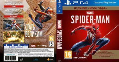 Описание к видеоигре «Марвел Человек-Паук (2018)» (Marvel's Spider-Man 2018)