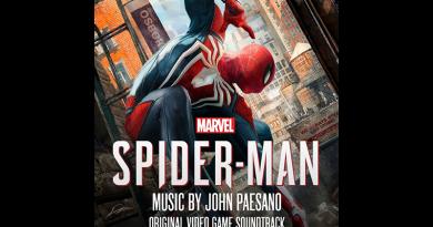 Музыка к видеоигре «Marvel's Spider-Man (2018)» (by John Paesano)