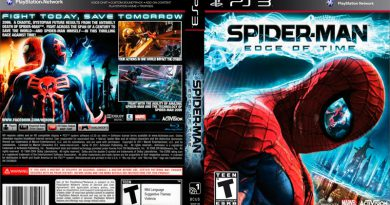 Описание к видеоигре «Человек-Паук: Грань Времени» (Spider-Man: Edge of Time)