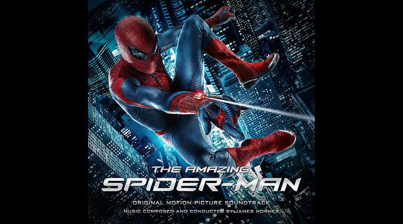 Музыка к фильму «The Amazing Spider-Man» (by James Horner)