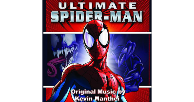 Музыка к видеоигре «Ultimate Spider-Man» (by Kevin Manthei)