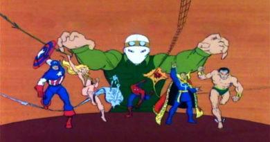 Смотреть 1 сезон 6 серию — Семь маленьких супергероев — онлайн