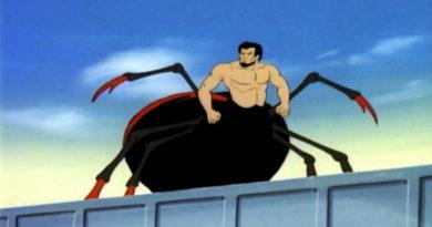 Смотреть 3 сезон 4 серию — Атака паука мутанта — онлайн